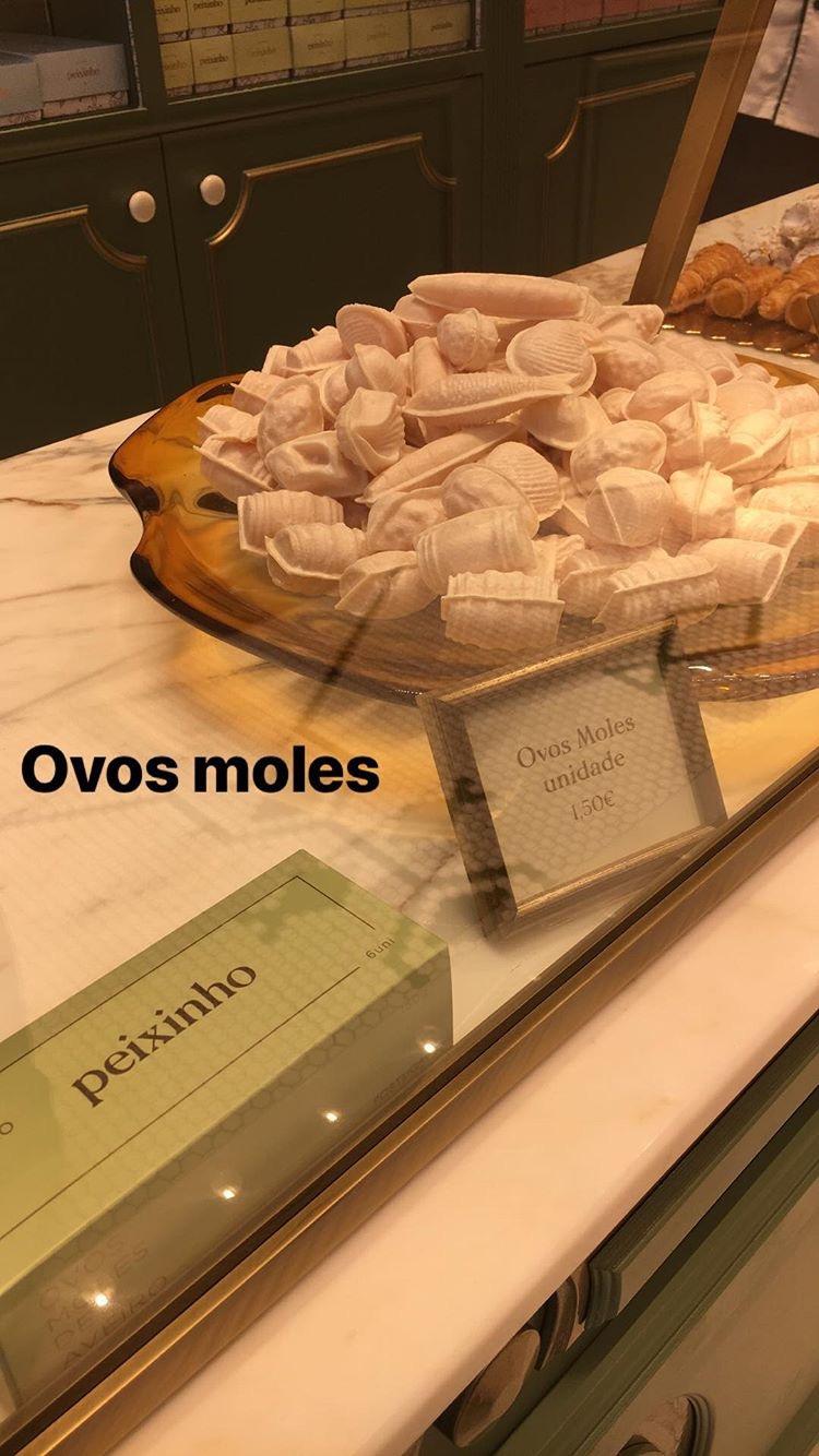 Ovos moles
