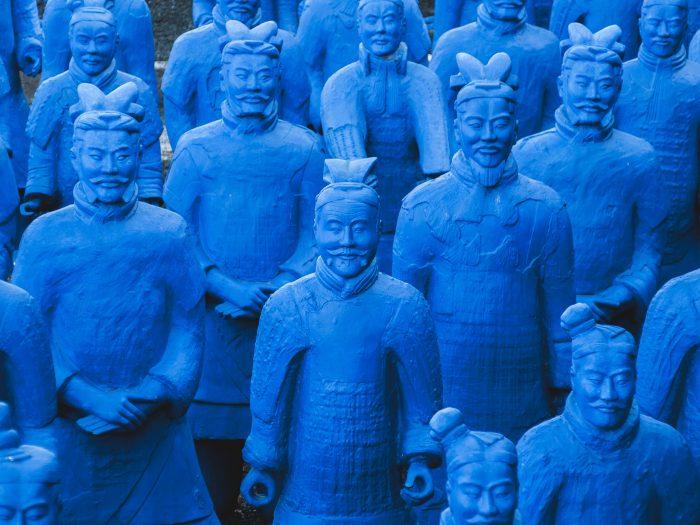 Guerreiros Xian